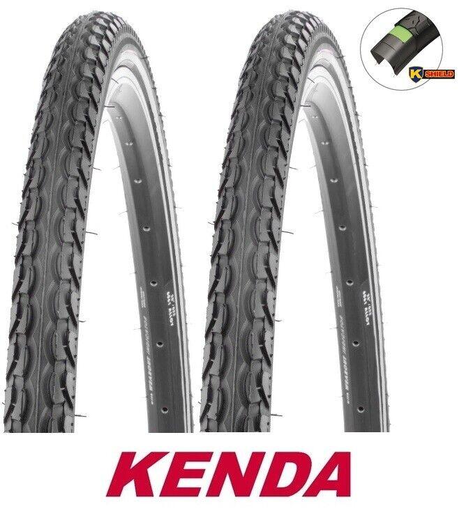 2x KENDA E-Bike Reifen K-197 EUROTREK 40-622 28x1.50 KShield Pannenschutz Reflex