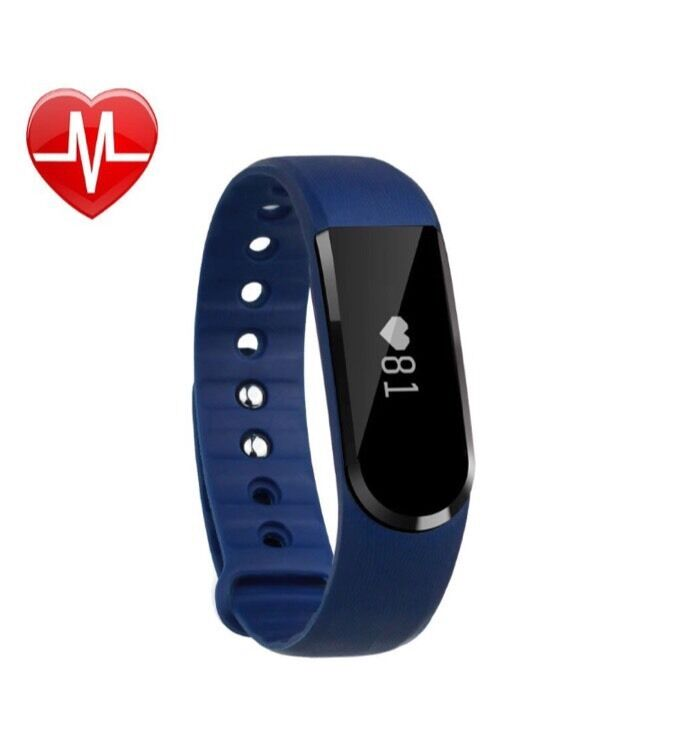 Fitness Tracker Watchin Kilburn, LondonGumtree - Fitness Tracker Watch, Bluetooth 4.0 Heart Rate Monitor Bracelet, IP67 Waterproof Touch Screen Smart Bands with Activity Tracker for iPhone Android Smartphone.Multifunction Fitness Tracker heart rate monitoring, pedometer, calories record, sleep...