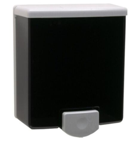 Bobrick Translucent Black Pump Commercial Soap Dispenser