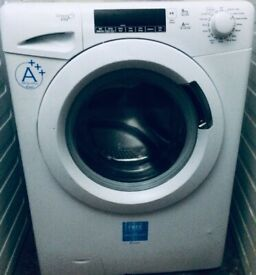 9 Candy GV158T3W 8kg 1500Spin White A+++Rated LCD Washing Machine 1YEAR WARRANTY FREE DEL N FIT