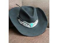 Cowboy/girl Hat