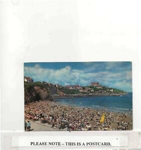 Postcard ~ Towan Beach and Headland newquay new Unused