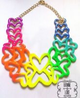 Polymer necklaces