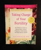 FREE Taking Charge of Your Fertility Book