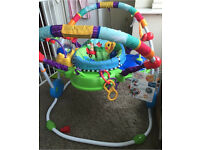 Baby Einstein jumperoo **as new, with box**