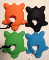 Turtle Teething and Sensory Necklaces