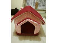 Small dog/cat house