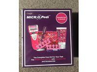 Micro Pedi by Emjoi Gift Set