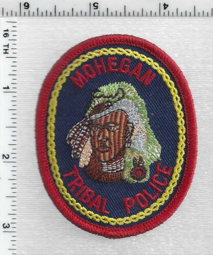 Mohegant Tribal Police (Connecticut) 1st Issue Cap/Hat Patch