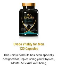 Ayurvedic Vitality for men