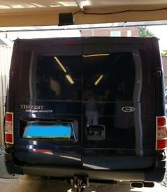 Ford transit doors
