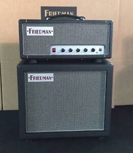Friedman Dirty Shirley Mini 20w Head & Cab Mount Colah Hornsby Area Preview