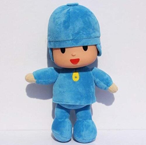 Pocoyo Plush Anime Pocoyo Cartoon Character Doll Stuffed Ani