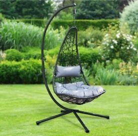Brand new egg chair