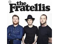2 Fratellis Tickets - Glasgow