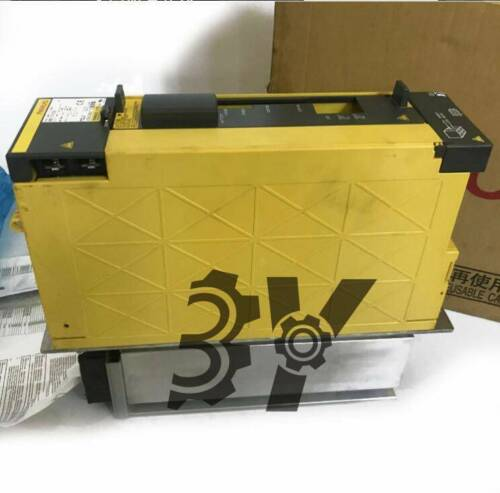 Used Fanuc amplifier  A06B-6124-H208  Tested