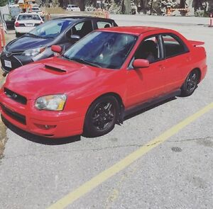 2005 Subaru WRX Sedan