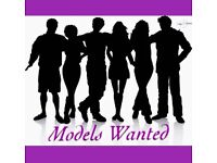 Seeking Models Male and Female aged 18 - 30 all ethnicities for photo shoot in and around London