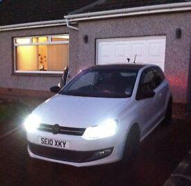 Volkswagen polo gti replica low miles cheap insurance low tax