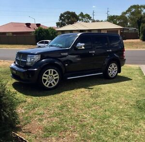 Dodge nitro 2008 diesel Dubbo Dubbo Area Preview