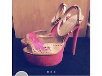 Bundle of women's Kurt Geiger heels