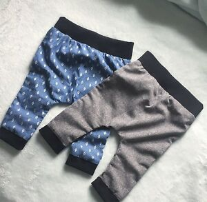 Handmade harem pants