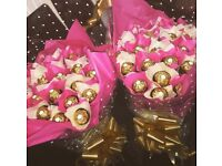 Chocolate Bouquets - Made to Order - Perfect for Valentines