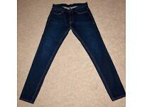 Zara slim fit jeans.