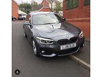 2015 BMW 116D M SPORT- HARMON/KARDON SOUND SYSTEM (NEW SHAPE)