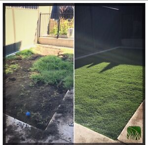 SYNTHETIC/FAKE GRASS - Premium Synthetic Lawn Installations PSLI Middleton Grange Liverpool Area Preview