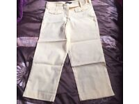 Stunning cropped trousers / pedal pushers 50's vintage style