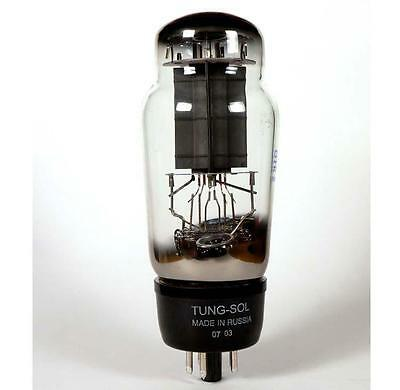 Fender 59 Bassman Reissue ULTIMO Tube Set 6L6GC 5AR4 Gold Pin Preamp