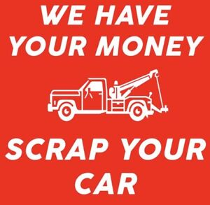 SCRAP CAR  REMOVAL BARRIE