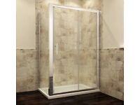 Shower enclosure 1200 x 900 inc. tray