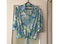 Size 14 vintage shirt