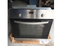 Intergrated built in oven cooker faulty