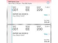 Still Game Live tickets