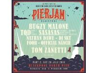 Pier jam Tickets-28th July. Good Line up