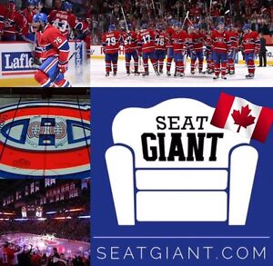 MONTREAL CANADIENS TICKETS FROM $29!!!