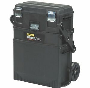 Stanley FatMax tool cart