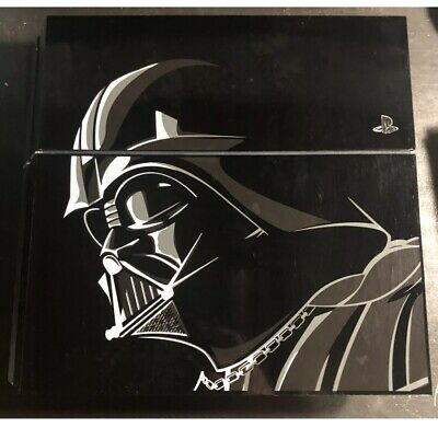 Sony PlayStation 4 Star Wars Darth Vader Limited Edition PS4 Console