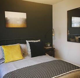 Double Bed- IKEA Kopardal £80