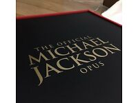 Official Michael Jackson Opus Book