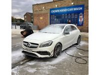 HAND CAR WASH STAFF WORKERS REQUIRED WANTED ASAP ACCOMODATION CAN BE PROVIDED JOB VALET