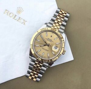 brand new automatic rolex datejust with box