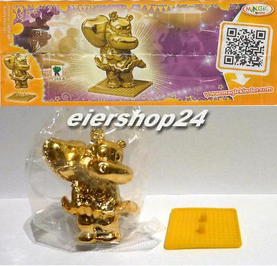 Sonderfigur GOLDENES MARYLINCHEN gold inkl. neutralem BPZ (EU) aus Polen