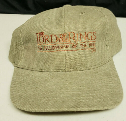 The Lord of The Ring ,The Fellowship of The Ring Adjustable Hat,Toppers,