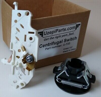 Centrifugal Switch 19mm Bore Electric Motor Part. U-733