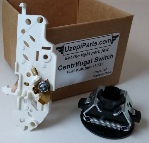 Centrifugal Switch, 19mm Bore, Electric Motor Part. U-733