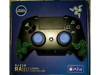Razor Raiju PS4 gaming controller